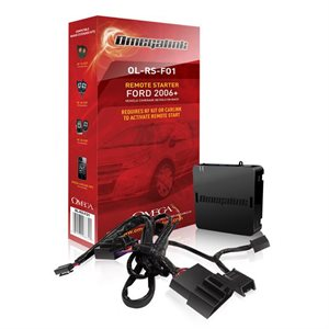 Excalibur 2006+ Ford Plug-N-Play Remote Start Solution