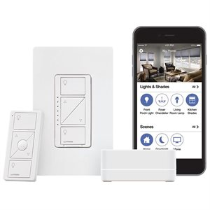 Lutron Caseta Wireless Smart Bridge PROII Package