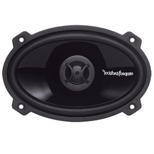 "Rockford Punch P1 4""x6"" 2-Way Car Speakers (pair)"