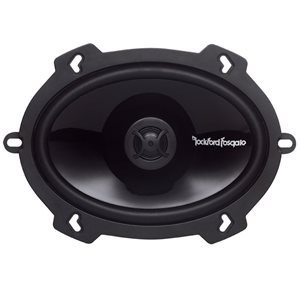 "Rockford Punch P1 5""x7"" 2-Way Full-Range Speakers (pair)"