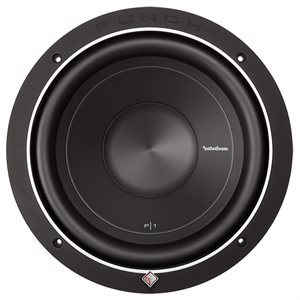 "Rockford Punch P1 10"" 2 Ohm Subwoofer (single)"