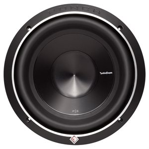 "Rockford Punch P3 12"" 2 Ohm DVC Subwoofer (single)"