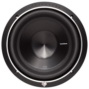 "Rockford Punch P3 10"" 4 Ohm DVC Subwoofer (single)"