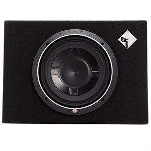 "Rockford Punch P3 Single 10"" Shallow Loaded Enclosure"