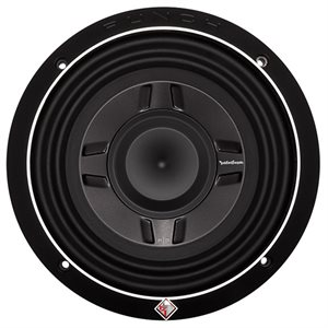 """Rockford Punch P3S 8"""" 2 Ohm DVC Shallow Subwoofer (single)"""