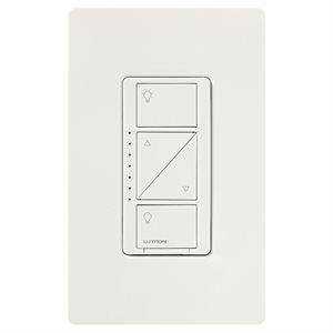 Lutron Caseta Wireless In-Wall Dimmer PRO (white)