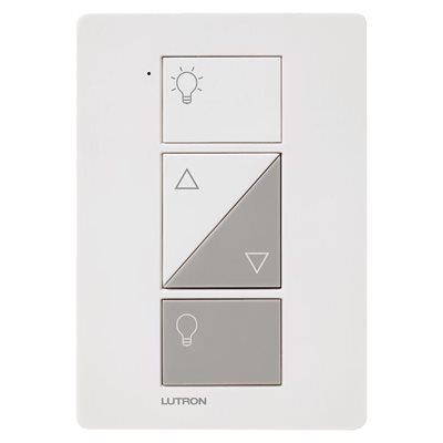 Lutron Caseta Wireless 300W / 100W Plug-In Lamp Dimmer (white)