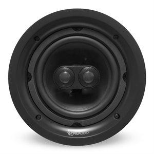 "TruAudio Phantom 2-Way DVC 6.5"" Woof / Dual .75"" Tweet (single"