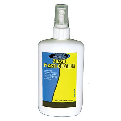 Mobile Solutions 8oz Plastic Cleaner