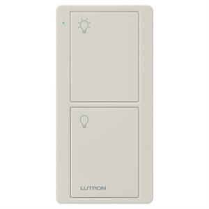 Lutron Pico On / Off Remote Control (light almond)