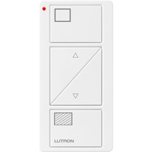 Lutron Pico Raise / Lower Shade Remote Control (white)