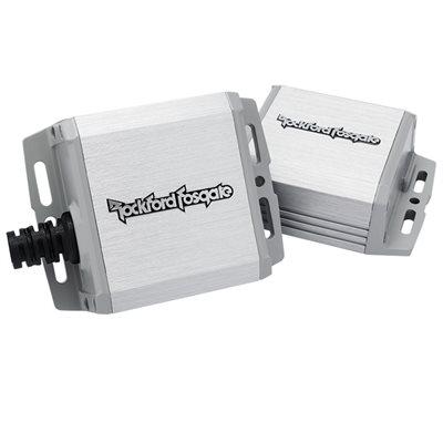 Rockford Punch Marine 100W Full-Range Mono Amplifier (pair)