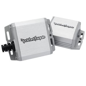 Rockford Punch Marine 100W Full-Range Mono Amplifier (pair)