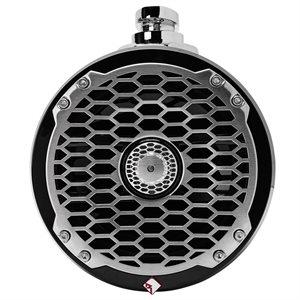 """Rockford Marine 6.5"""" Wakeboard Tower Speakers (black, pair)"""