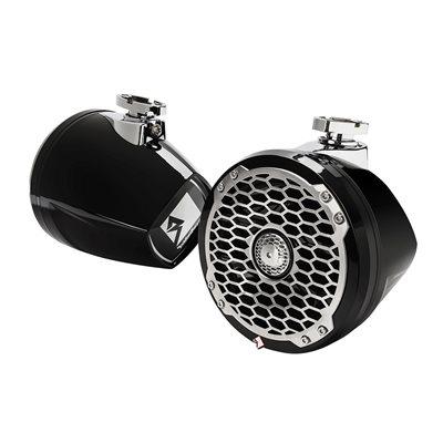 """Rockford Marine 6.5"""" Motorsport Cage Speakers (black, pair)"""