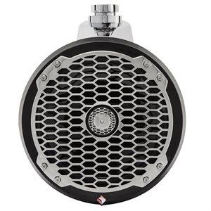 """Rockford Punch Marine 8"""" Wakeboard Speakers (black, pair)"""