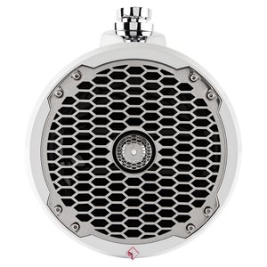 """Rockford Punch Marine 8"""" Wakeboard Speakers (white, pair)"""