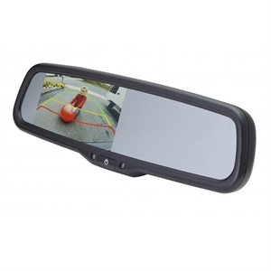 EchoMaster Rear View Mirror Replacement w / Adjust Park Lines