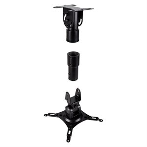 Ethereal NPT Projector Ceiling Mount (black)
