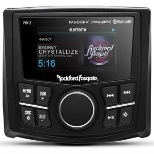 "Rockford Marine 2.7"" Color Compact Digital Receiver"