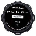 "Rockford Punch Pro 6.5"" 4 Ohm Midrange Loudspeaker (single)"