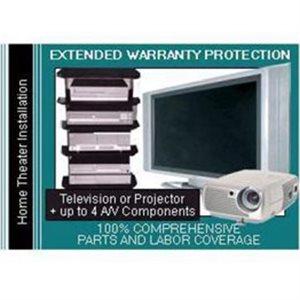 CPS 5 Year Projector Warranty - Under $7,500