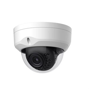 ZUUM ZUUM 8MP 4K 2.8mm Starvis IR Dome IP30M Camera (white)