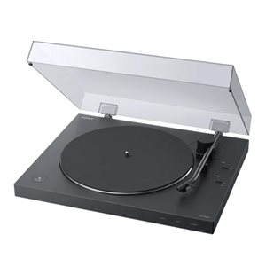 Sony Stereo Automatic Belt Drive Turntable w / Bluetooth