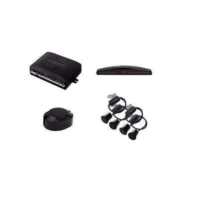 Rydeen Digital Parking Sensor Kit w /  Speaker & LED Display