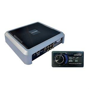 Alpine Advanced Wireless Digital Signal Processor