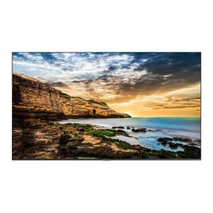 "Samsung Commercial 82"" 4K UHD LED Display 300nit 16 / 7"