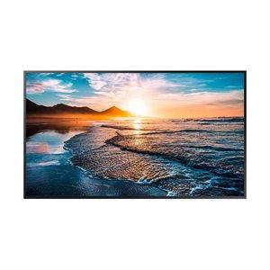 "Samsung Commercial 50"" QLED 4K UHD LED Display 700 NIT 24 / 7"