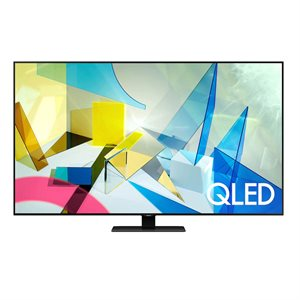 "Samsung 55"" 4K Smart QLED Ultra HDTV w / Quantum HDR 8X & Full Array"