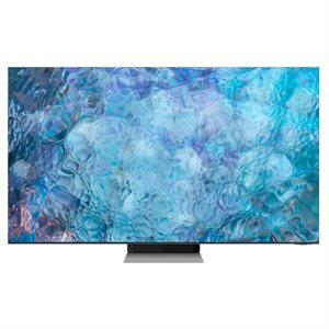 "Samsung 85"" 8K Smart NEO QLED HDTV w /  8K Upscaling, Stainless Steel & HDR10+"