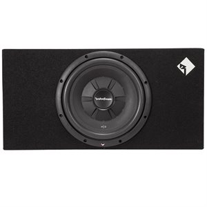 "Rockford Prime R2S 12"" Shallow Loaded Enclosure"