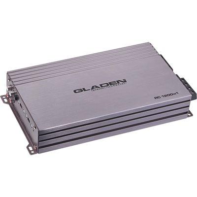 Gladen Mono Class D Amplifier 1X1200W