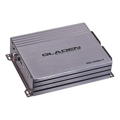 Gladen Mono Class D Ampifier 1x600W