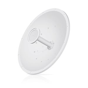 Ubiquiti 5GHz RocketDish airMAX 2x2 PtP Bridge Dish Antenna