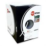 Red Atom 16 / 4 26-Strand Speaker Wire 500' Box (white)