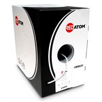 Red Atom Cat 6 550MHz Wire 1,000' Box (white)