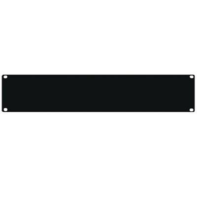 Red Atom 2U Horizontal Non-Vented Filler Panel