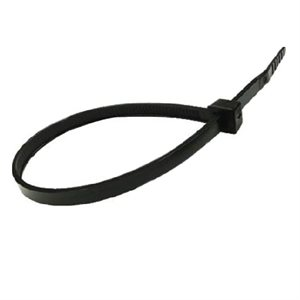 "Red Atom 14.6"" Cable Ties UL (black, 100 pk)"