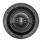 "Red Atom 6.5"" Round Stereo In-Ceiling Speaker (single)"