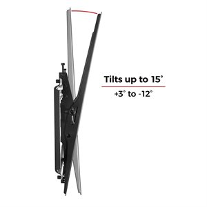 "Red Atom 23""-55"" Tilt Wall Mount"
