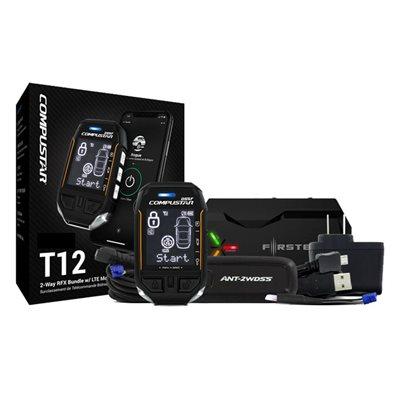 CompuStar CS 6B 2-Way Waterproof LCD, 3-Mile Range, DR-X1