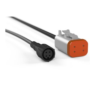 Rockford Marine Y-Adapter Color Optix Cable for PMX-RGB