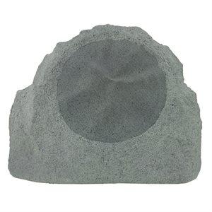 """TruAudio Element 8"""" Outdoor Rock Speaker (grey, single)"""