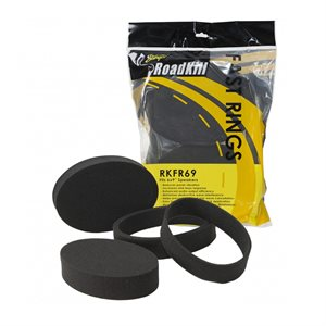 """RoadKill 6""""x9"""" Fast Rings (pair)"""