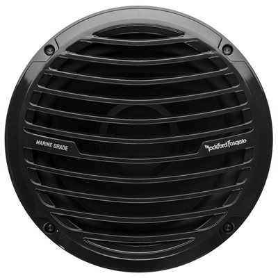 "Rockford Prime Marine 8"" Dual 4 Ohm Subwoofer (blk, single)"