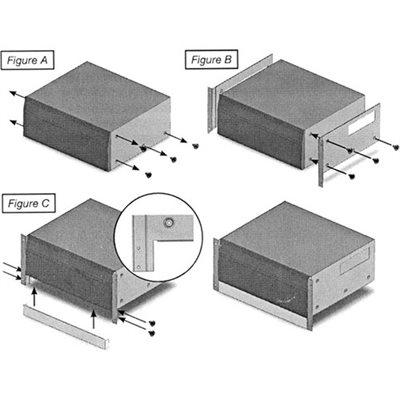 Denon Rack Mount Kit - Fits AVRX2xxx Series